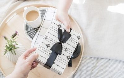 organising your home? hOW TO HANDLE THAT UNWANTED GIFT.