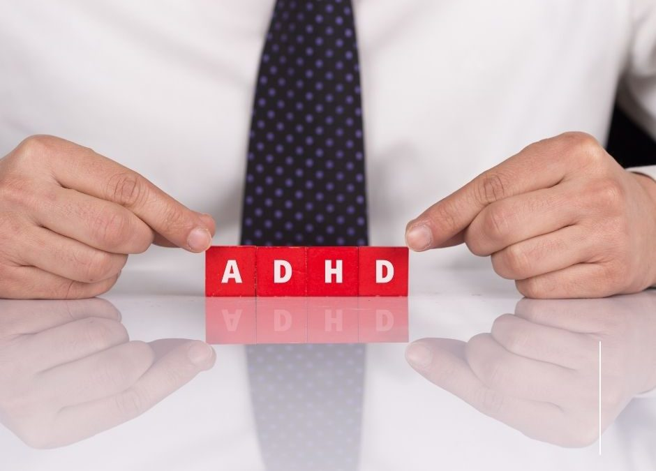 Can an adult with Attention Deficit Hyperactivity Disorder (ADHD) be organised?
